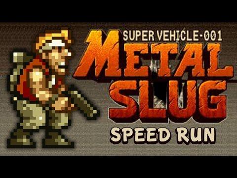 Metal Slug (1996) -