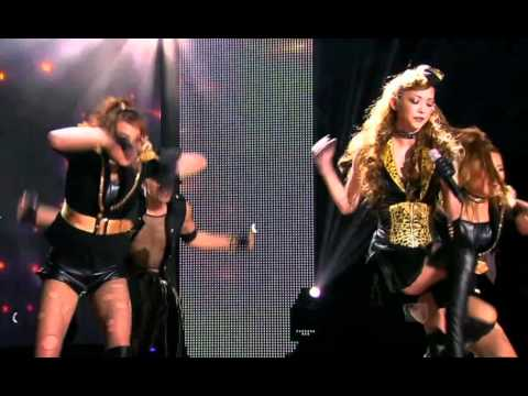Namie Amuro / HIDE & SEEK In World Music Awards