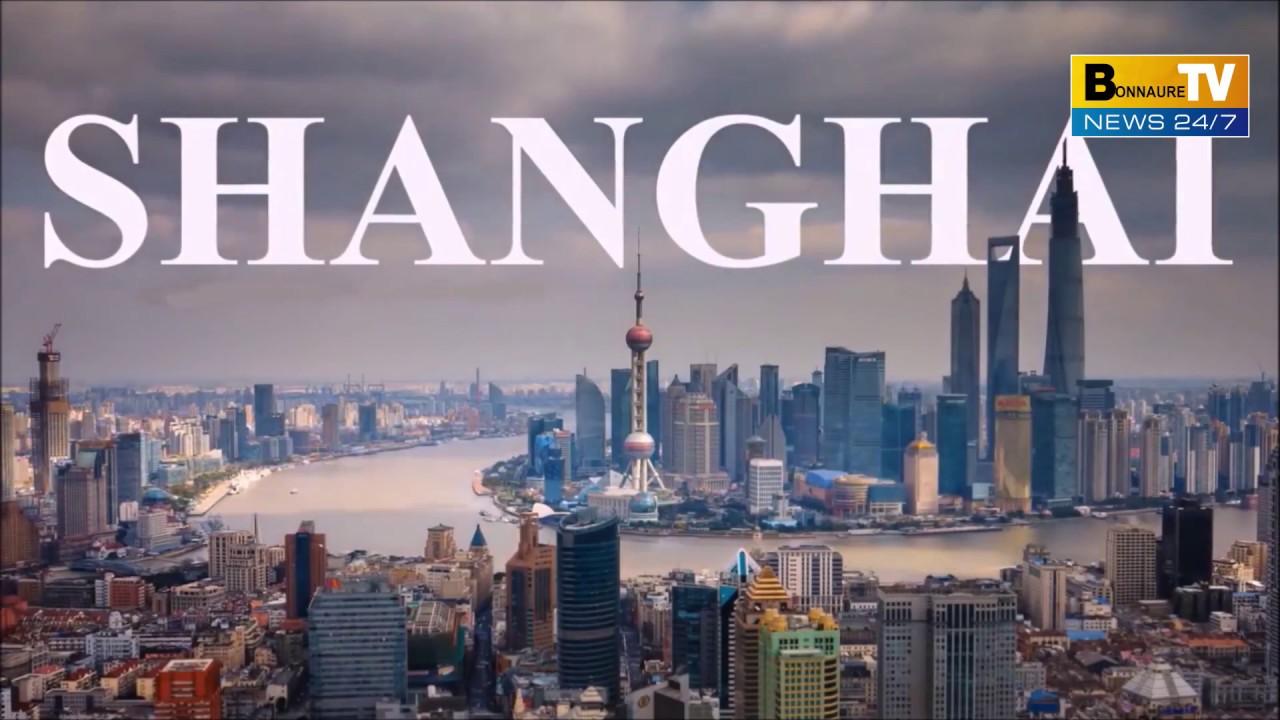 Histoire de Shanghai (Ville) (French Edition)