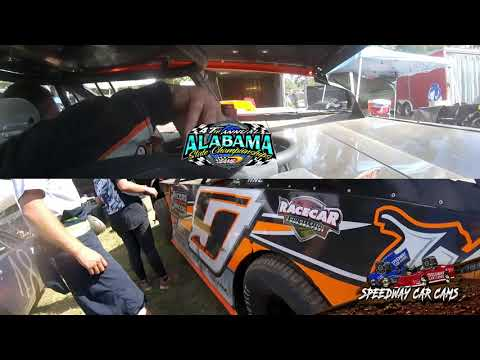 #9 Chris Storey - Hobby - 9-22-19 East Alabama Motor Speedway - In-Car Camera