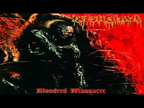Fleshcrawl  Bloodred Massacre Full Album 1997