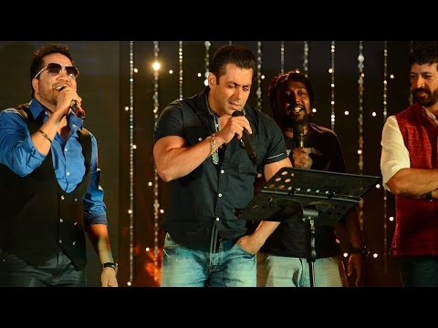 Aaj Ki Party Bajrangi Bhaijaan VIDEO SONG LAUNCH | Salman Khan, Mika Singh, Kabir Khan