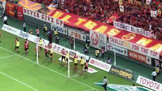 明治安田生命J1リーグ 第17節:名古屋グランパス vs サンフレッチェ広...