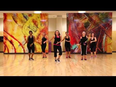 """Booty"" Jennifer Lopez ft. Pitbull – Zumba Choreography"