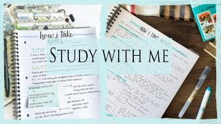 STUDY WITH ME №7 ♡ ЕГЭ по русскому ♡ Как быстро выучить стихи ♡ Anna Viola
