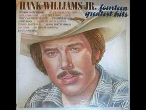 ELEVEN  ROSES    HANK  WILLIAMS  JR