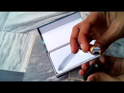 Spy Pen Camera bpr 6  (Pakistan Unboxing)