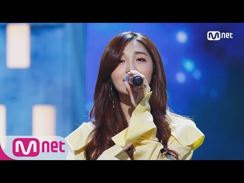 Jeong Eun Ji - Hopefully Sky Comeback Stage M COUNTDOWN 160421 EP.470