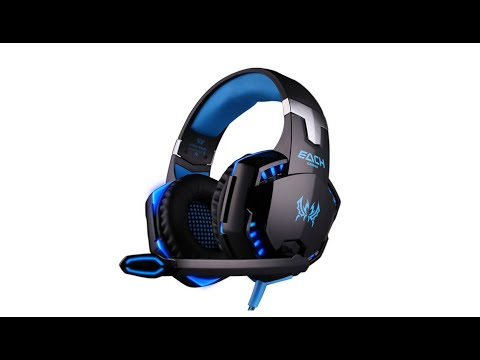 Best Gaming Headset|VersionTech EACH G2000 headset with mic