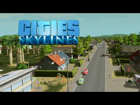 Cities: SKYLINES - Willkommen im Silicon Valley Lets Play [GER]