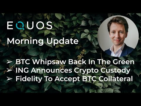EQUOS – Daily Update – Dec 10th – Financial and Crypto Markets