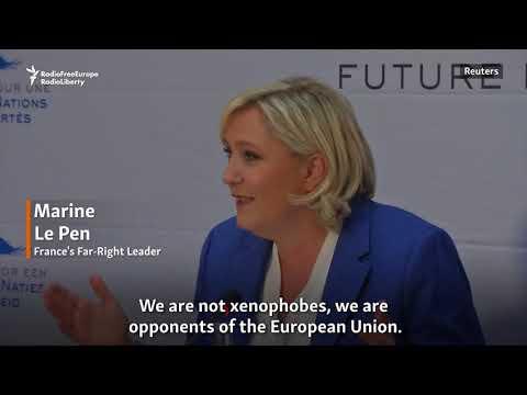 European Far-Right Leaders Meet In Prague