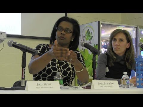 Community Members Sound Off On Troubled Baltimore School System