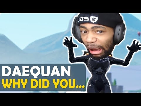DAEQUAN WHY DID YOU...