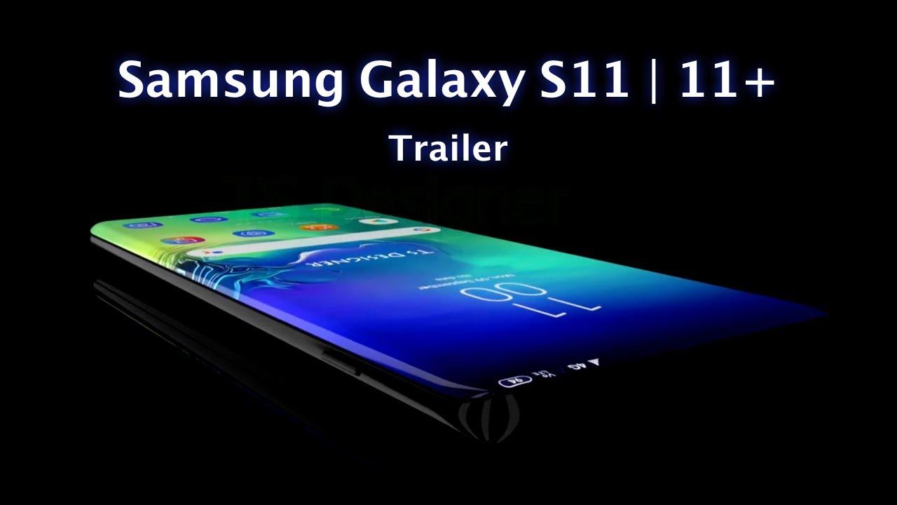 نتيجة بحث الصور عن Galaxy S11 : Trailer