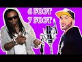 Download Lil Wayne - 6 Foot 7 Foot (Explicit) ft. Cory Gunz(iTzArTeM REMIX) MP3 song and Music Video