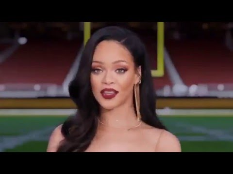 Rihanna TV Super Bowl and Grammy 2016 Commercial - YouTube