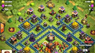 clash of clans ¨top QW players have the same base!?¨
