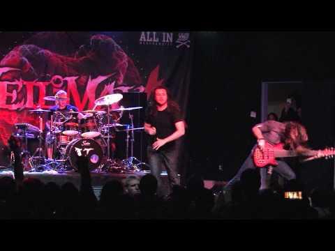 """Veil of Maya ~ """"Complete set"""" ~ 11/25/12 on ROCK HARD LIVE"""
