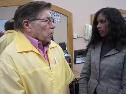Audrey Johnson interviews Gilbert Espinoza - Part 1 of 2.wmv