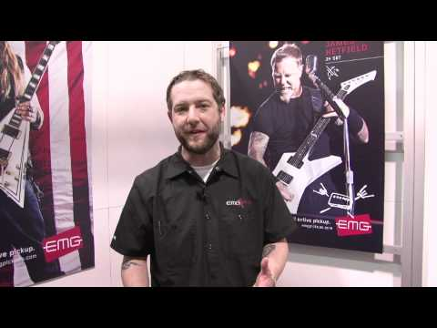 NAMM 2012 - EMG Outboard Power Supplies
