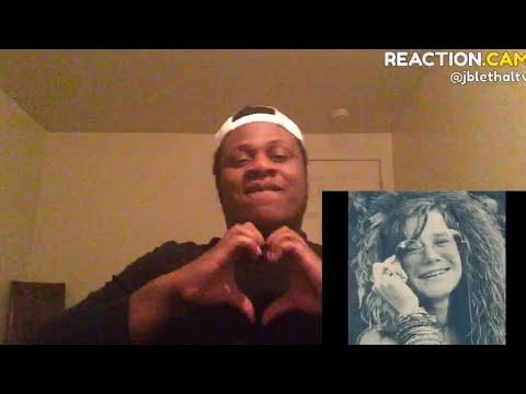 Janis Joplin  Piece of My Heart Reaction