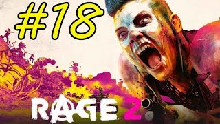 RAGE 2 Walkthrough Part 18 Feltrite Meteorite Twisting Canyons PC HD 1080p60FPS