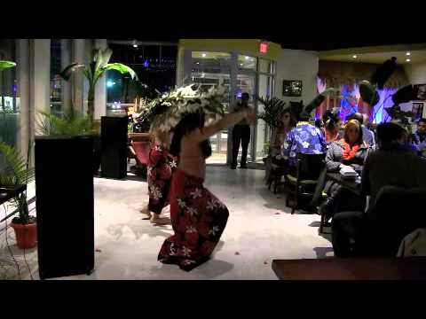 Hula Dancers - Private Function
