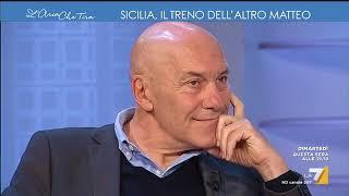 L'aria che tira - Salvini e Grillo rivali per forza (Puntata 31/10/2017)