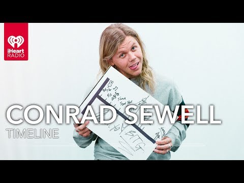 "Conrad Sewell Talks ""Healing Hands"" + His Music Journey + Future Goals 