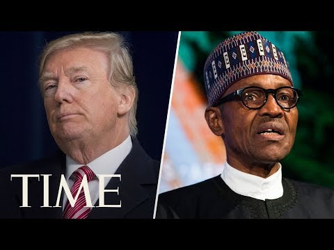 President Trump Hosts A Joint Press Conference With Nigerian President Buhari | LIVE | TIME