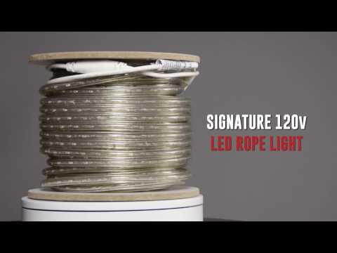 Signature's LED Rope Light | Product Spotlight