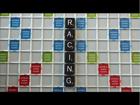 Scrabble by PES