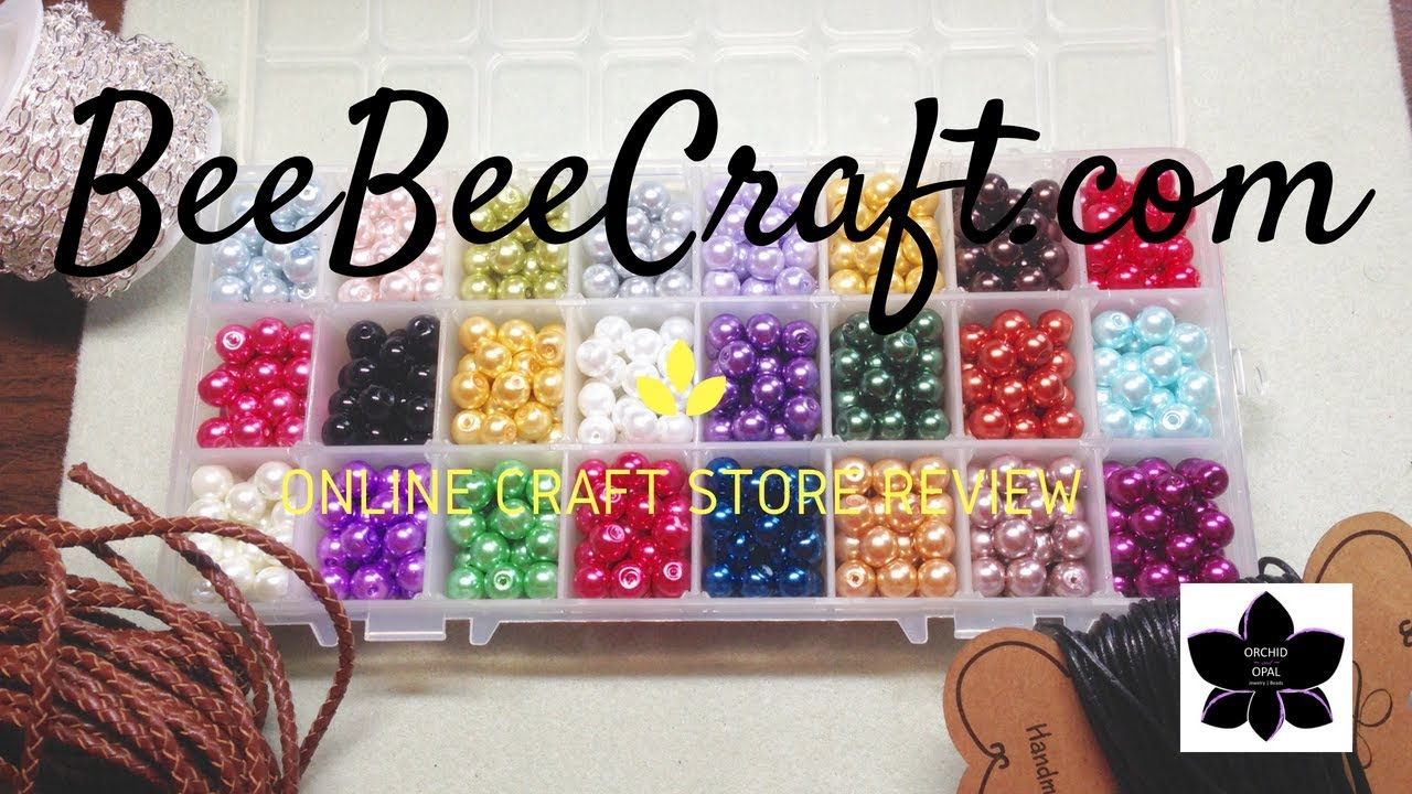 Craft Online Store Beebeecraft Beaded Jewelry Making And Craft Supplies Online Store Product Review