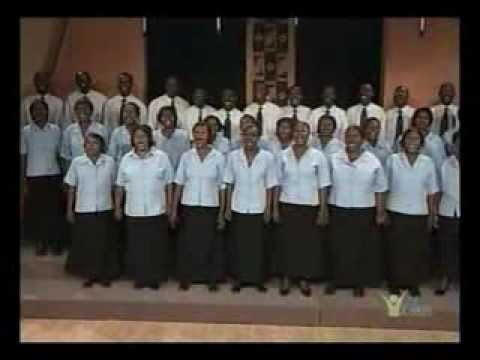 """The Joyful Chords on the Hope Channel """"Praise Moments From Zambia"""" program."""