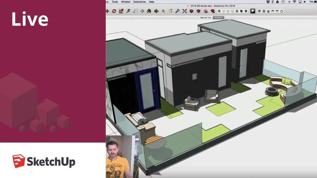 What's new in SketchUp Pro 2018? - Benchmarq