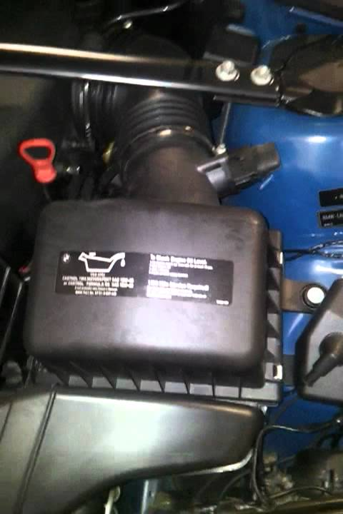 e46 m3 smg pump fluid change