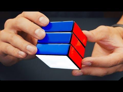Make the EASIEST 1x1x3 Rubik's Cube | DIY