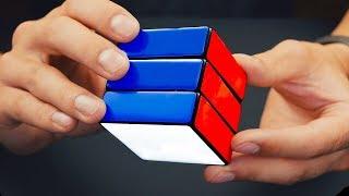 Make the EASIEST 1x1x3 Rubik's Cube   DIY