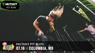 2017 Mutant Pit Blog: Columbia, MD