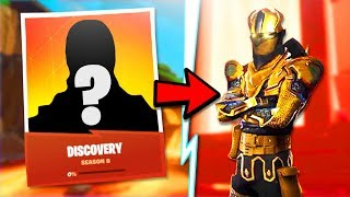 "NEW *SECRET* ""DISCOVERY SKIN"" REVEALED! FORTNITE DISCOVERY SKIN LEAKED! (FREE DISCOVERY SKIN FOUND)!"