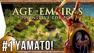 Assassination! - Age of Empires: Definitive Edition ► #1 The Assassins - [Yamato Campaign]