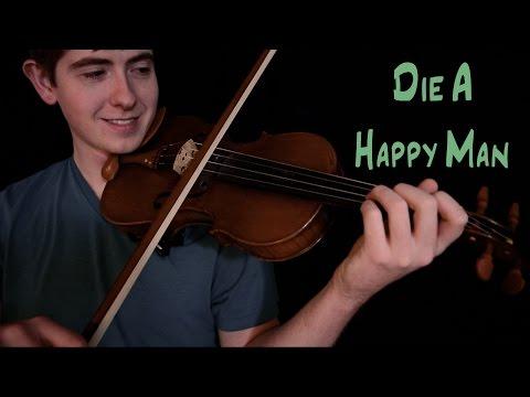 Thomas Rhett - Die A Happy Man (Violin Cover)