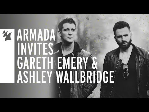 Armada Invites - Gareth Emery & Ashley Wallbridge (Kingdom United Album Premiere)