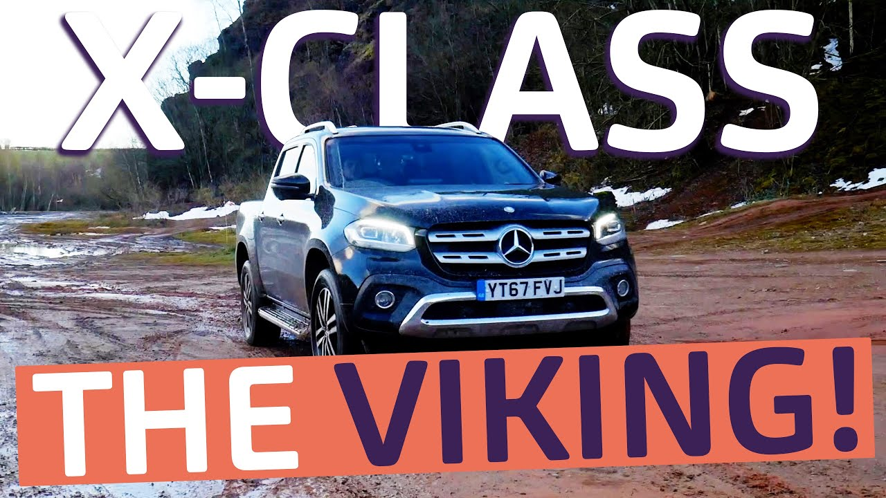 All New Mercedes Benz X Class Review Off Road And On Road Test