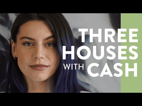 How I Bought 3 Houses With CASH In One Year ($982,000 USD+)