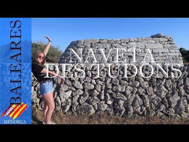 Naveta des Tudons, visita a un monumento Talayótico | Menorca #4