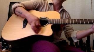 Gửi em người anh mới quen - Nguyễn Đức Cường guitar cover
