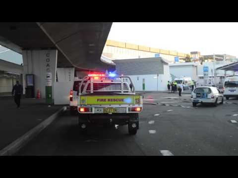 Aviation Rescue Fire Fighting Sydney - ARFF 13 And ARFF 10
