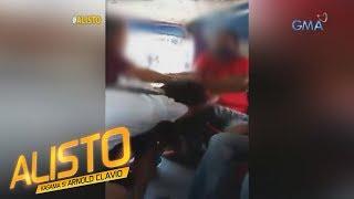Alisto: Matandang babae, sinabunutan ang kapwa-pasahero sa jeep!